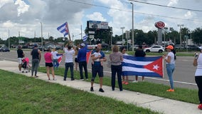 Legal experts warn Cuban protesters to be aware of Florida's new 'anti-riot' Law