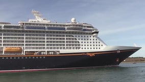 Disney Cruise Line to require guests to be vaccinated on sailings to Bahamas