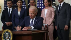 Biden signs executive order targeting anti-competitive practices in big business