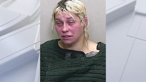 Driver arrested after blood-alcohol level registers at .225, according to Sheriff's Office