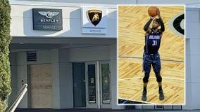 Teen suspect arrested in theft of Orlando Magic player's Lamborghini