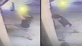 Police look to ID man who attacked vending machine, trash can in video