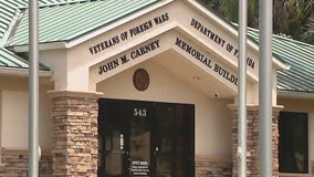 3 flags stolen from VFW Department of Florida headquarters in Ocala