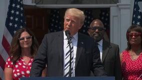 Trump says social media ban is censorship in new lawsuit