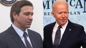 DeSantis requests Biden administration stop resettling illegal immigrants in Florida