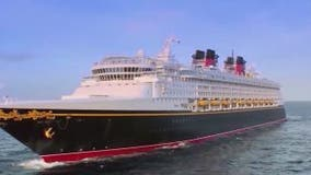 Disney Dream sets sail from Port Canaveral on test cruise