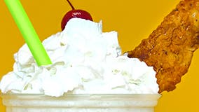 How does a chicken tender shake sound? This Florida restaurant is serving it