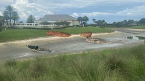 EXCLUSIVE: 3 sinkholes prompt pool to close in The Villages