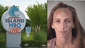 Stealing Gucci Slides at water park lands woman in jail, deputies say