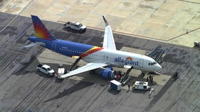 Bird strike forces emergency landing of Allegiant flight in St. Pete