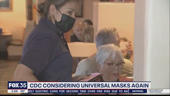 Biden administration considering nationwide mask mandate due to spike in COVID-19 cases