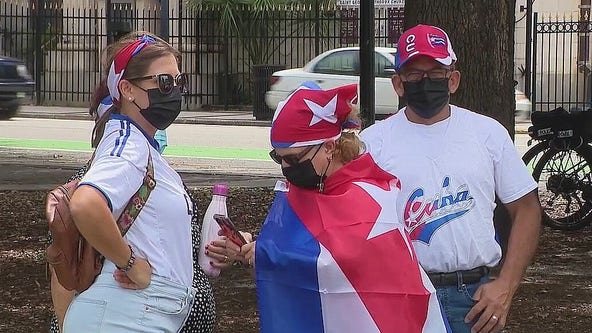 Orlando residents continue protests for Cuba