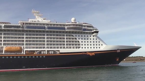 Disney's Dream test cruise ready to set sail at Port Canaveral