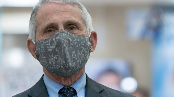 Dr. Fauci: CDC may back wearing face masks more