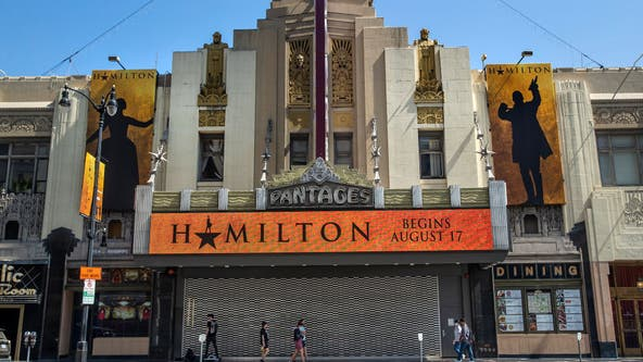 Hollywood Pantages Theatre requiring ticket holders to be fully vaccinated