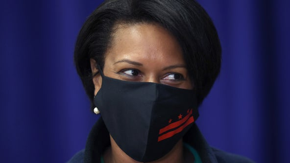 DC Mayor Muriel Bowser restores mask mandates indoors – regardless of vaccination status