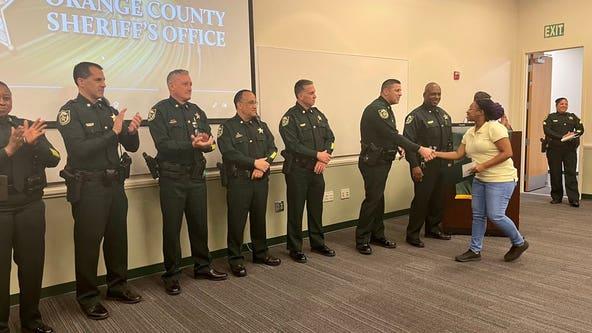 Orange County Sheriff's Office graduates new teen academy class