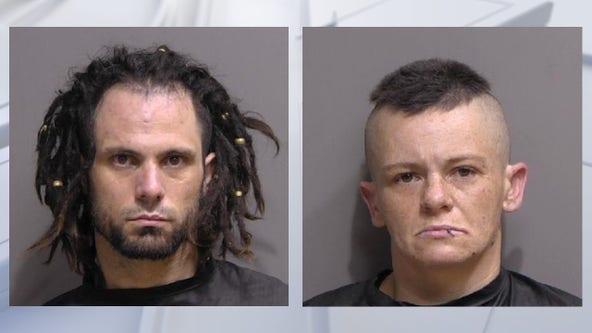 Flagler County SWAT arrest 2 people after drug bust in Palm Coast