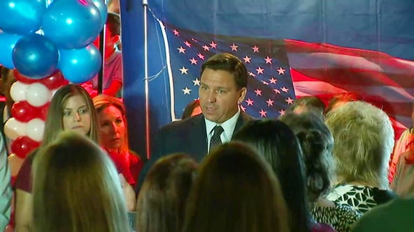 DeSantis signs executive order making masks optional in schools to 'protect rights of parents'