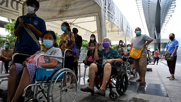 Death rates surge in Southeast Asia as COVID-19 spreads