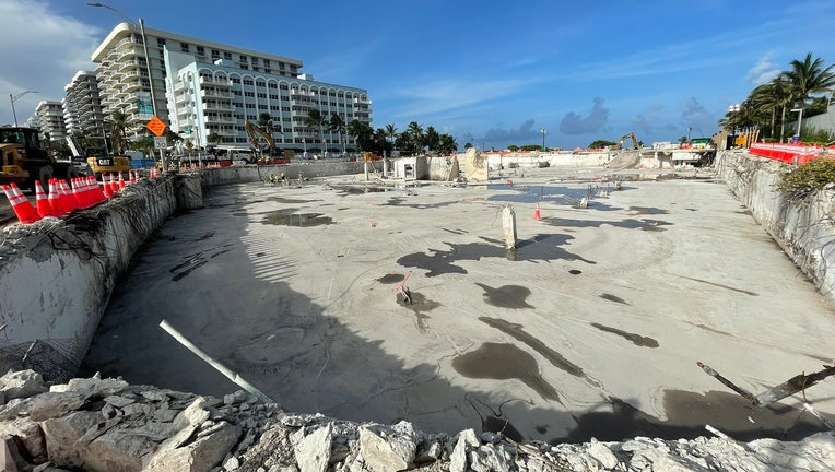 surfside rubble removed 1