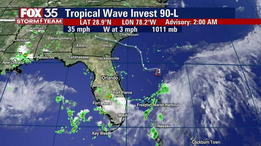 Tracking the Tropics: July 25