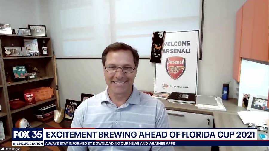 Excitement brewing ahead of Florida Cup 2021