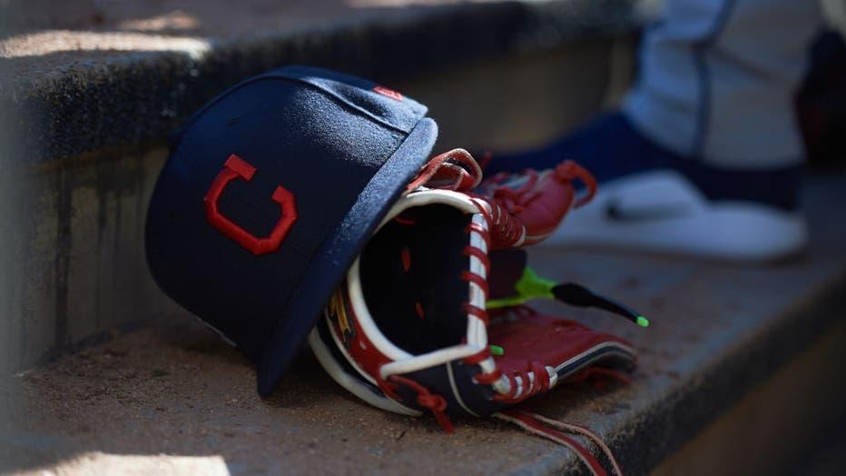 57bd7226-Cleveland Indians v Minnesota Twins