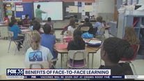 The physical benefits of face-to-face learning