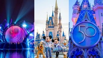 What to expect during Disney World's 50th anniversary celebration