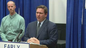 DeSantis says school district are breaking law, threatens more repercussions
