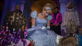 Disney to launch hotline where you can call a princess
