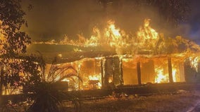 Investigation ongoing after fire at New Smyrna Beach home