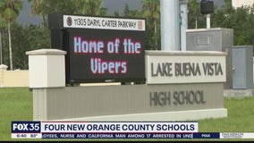 Orange County opening 4 new schools this fall