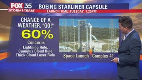 All eyes on the weather as Boeing's Starliner launch targets Tuesday liftoff