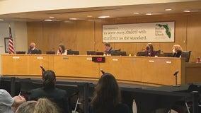 Parents clash over masks in schools ahead of Brevard school board meeting