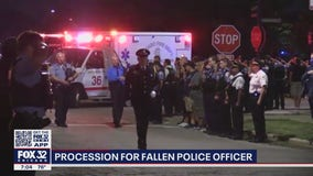 Chicago police officer killed, another in critical condition after being shot on the South Side