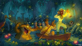 New details on Disney's upcoming 'Princess and the Frog' attraction revealed