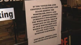 DeBary restaurant owner says she doesn't want business from Biden supporters