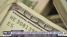 Brevard County employees getting incentive to get vaccine