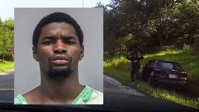 Uber driver pistol-whipped in carjacking that led to wild chase, deputies say