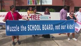 Parents to protest Orange County Schools mask mandate on Monday