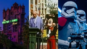 Timeline: Major events in Walt Disney World's history