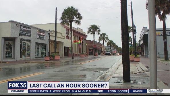 Daytona Beach considers rolling back last call