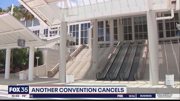 Another event cancels at Orange County Convention Center