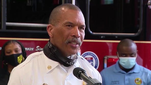 Orlando fire chief resigns following Aug. arrest on assault charges