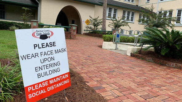 Alachua County School Board unanimously approves mask mandate