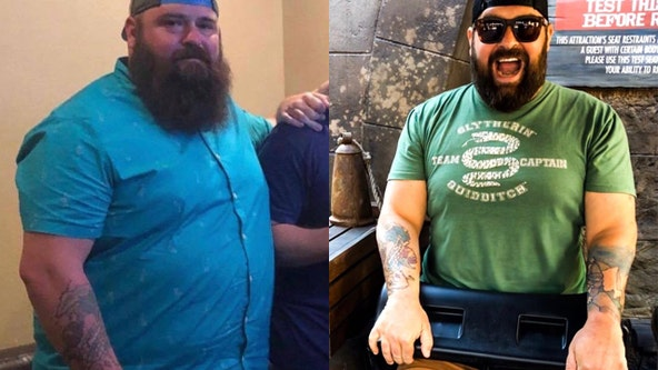 Man says he lost nearly 70 pounds after he could not fit on Universal Orlando coaster