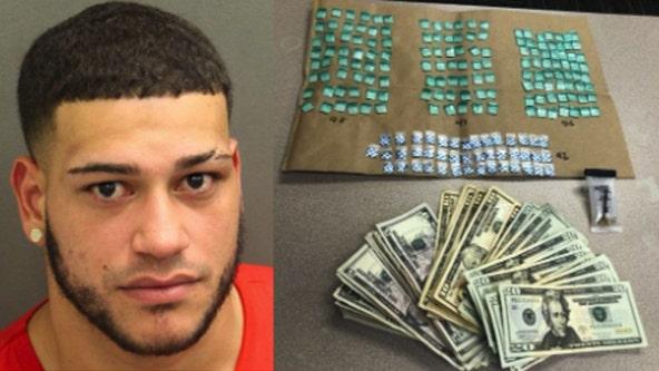 Orlando Police: Man arrested after near-fatal overdose