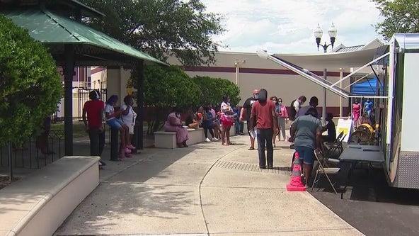 Orlando Mayor Dyer concerned over hospitalizations as Gov. DeSantis says hospitals are managing